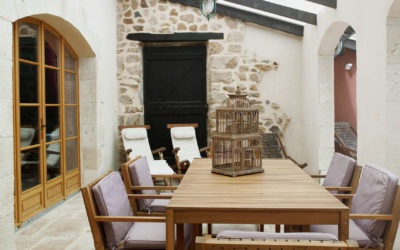 Family ready accommodation in the South of France